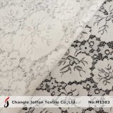 Soft Lycra Lace Fabric for Sale (M1383)