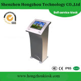 Public Tourism Information LCD Touch Screen Kiosk Device