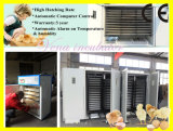 Digital Fully Automatic Chicken Egg Incubator for 1000 Eggs