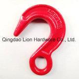 G80 Eye Sling Hook with Cast Latch/Sling Hook/Eye Hook