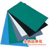 Dissipative Table/Floor Matting Rolls ESD Table Rubber Mat
