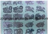 Animals 3D Metal Stickers