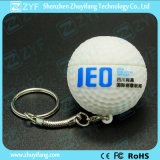 VIP Gift Custom High Quality Golf USB Flash Drive (ZYF1039)