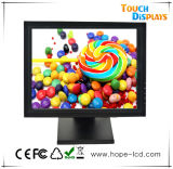 "15"" Inch Touch Screen Monitor with VGA/ HDMI/ S-Video/ AV / USB Inputs"