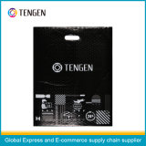 Custom Logo Printing Poly Bubble Mailer with Handle