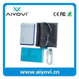 High Capacity Portable Power Bank for iPhone /iPod/iPad1/iPad2, The New Mobile Phones 13000mAh