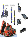 Multi Stages Telescopic Hydraulic Cylinder