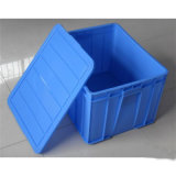 Plastic Turnover Box with Cover