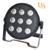 Factory Price LED Plastic PAR Light/RGBW LED PAR Light