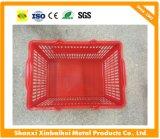 Supermarket New Plastic Shopping Hand Basket