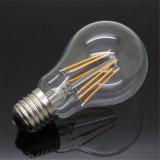 Edison Glass Filament Bulb LED Lamp Incandescent Light for Chandelier