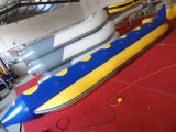 Sale Inflatable Banana Boat 7 Persons Boat Floating Boat PVC or Hypalon Tube