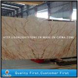 Crema EVA Beige Marble Prefab Countertops Slabs for Vanity Tops