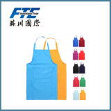 Hot Sale Promotional Non Woven / Polyester Kitchen Cooking Apron