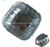 Disposable Aluminum Foil Cup for Pudding