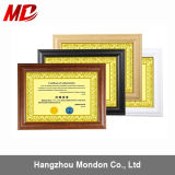 Best Selling High Quality Wood Document Frame