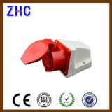 IP44 380V 3p+N+T 32A Industrial Enchufe Hembra Plug
