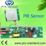 Pts High Quality Latest Light Sensor PIR Sensor Driver with EMC