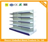 Supermarket Metal Shelf, OEM Orders Are Welcome, Available in Various Sizes and Colors