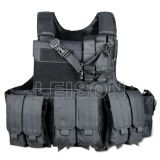 Military Tactical Vest with ISO Standard for Tactical and Hunting