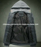 Fashion Warm Winter Hoodie Jacket for Man
