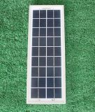 3W TUV/Ce/IEC/Mcs Approved Poly-Crystalline Solar Panel