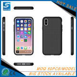 Anti-Scratch Hybrid Dual Hard Shell Solid PC Back for LG Stylo 2 Phone Case