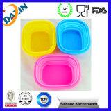 Promotional FDA Collapisble Silicone Bowl