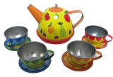 Summer Bugs Tin Tea Set/Fruity Tea Set
