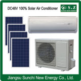100% Split off Grid Solar Power Air Conditioner Cooling Units