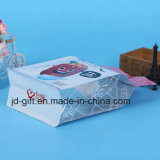 Flat Bottom Side Gusset Stand up Pouch with Zipper