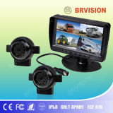 Ball Camera for Front View Rear View System