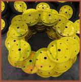 High Quality Solid Rubber Wheel with 300-4, 350-8, 400-8, 500-10