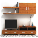 Melamine Wooden Modern TV Stand China Factory
