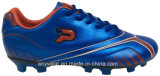 Men′s Soccer Football Boots Sports Shoes with TPU Outsole (815-9504)