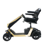 Automatic Braking Mobility Scooter Dismented Into 4 Parts