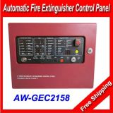 Automatic Fire Extinguisher Control Panel (AW-GEC2158)
