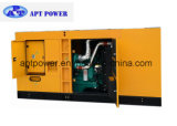 Standby 250kVA/200kw Cummins Diesel Generator with Weather-Proof Canopy