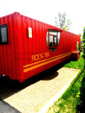 Modern Prefab Flatpack Shipping Container House for Holiday Village (Container Cabin)