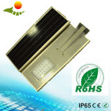 Mexico 40W Solar Street Lights with Sensor