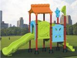 Plastic Outdoor Playground Equipment Set for Amusement Park
