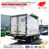 Van Type 3 Tons Frozen Food Transport Vehicle