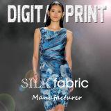 Newester Women Digital Printed Chiffon Polyester Scarf 2017