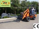 Multi-Function Mini Loaderhq908) with Mini Excavator