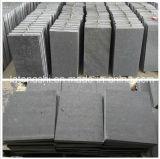 Flamed Zp Black Basalt for Flooring and Paving Tile