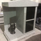 G633 Grey Granite Two Niche Personal Columbarium