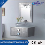 Stainless Steel Wall Mounted Waterproof Bathroom Cabinet