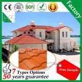 Kenya Stone Coated Step Tiles/Stone Coated Roofing Sheet