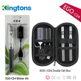 Very Cheap EGO Ce4 Blister Pack Ecig, Can Make Your Logo for Free