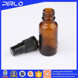 30ml Amber Essentical Oil Bottle with Black Mist Spray Whosale Glass Bottle